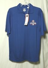 NWT-New__Chicago Cubs 2016 World Series Champions_CUTTER & BUCK Polo Shirt_Sz.S