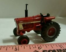1/64 ertl custom farm toy ih international 1066 hydro tractor open station.