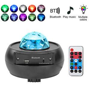 High Brightness USB Galaxy LED Projector Starry Light Star Sky Projection Lamp