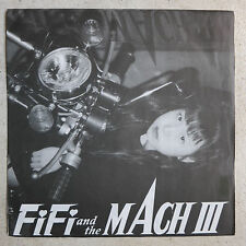 "Fifi and the Mach III – Fifi and the Mach III 2 x 10"" vinyle rockin 'Bones ron12"