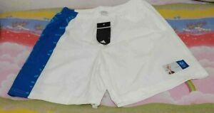 AUTHENTIC OLYMPIC SHORTS TORCH RELAY ATHENS 2004 ADIDAS LARGE GREECE GREEK