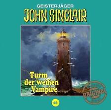 John Sinclair Tonstudio Braun - Folge 66 Turm der weißen Vampire (2017, Hörspiel