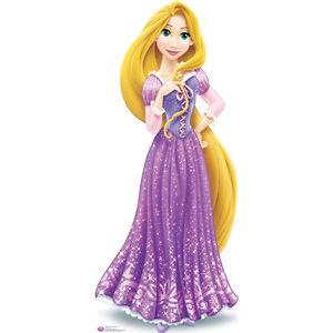 RAPUNZEL Tangled Disney Princess party LIFESIZE CARDBOARD CUTOUT STANDEE