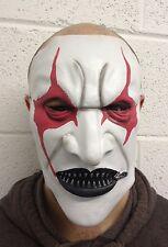 Jim Raíz Estilo Slipknot Látex Máscara Réplica Halloween Bufón James Disfraz Re-