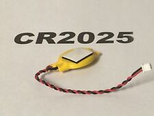 Brand New Panasonic CR2025-WR Replacement Battery for CMOS- RAM - Computer Clock