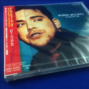 ROBBIE WILLIAMS: Old Before I Die (RARE 1997 JAPANESE 1ST PRESS CD TOCP-40019)