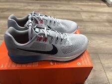 NIKE AIR ZOOM STRUCTURE 21 Running Trainers Gym Casual - Size12/eur47,5 RRP£109