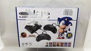 mini SEGA MEGA DRIVE CLASSIC GAME CONSOLE 81 video games ATGAMES sonic RETRO