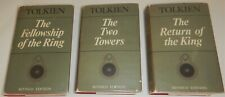 J.R.R .Tolkien, The Lord of the Rings, 2nd Edition 1st Printings 1966