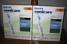 (2) Philips Sonicare Essence e5300 Rechargeable Toothbrush