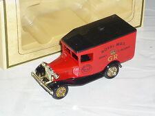 En Caja Lledo Ford modelo a Royal Mail van 1:64-1:55 Hecho en Inglaterra Camión de tránsito