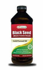 Best Naturals Black Seed Oil liquid 8 OZ - Black cumin Seed Oil called kalo
