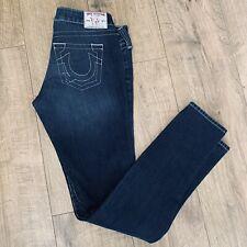 True Religion ROCKSTAR STELLA - Women's Dark Blue Denim Jeans - W28 L32