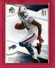 2009 SP Authentic #17 Terrell Owens Mint Free Shipping