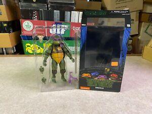 """NECA Teenage Mutant Ninja Turtles TMNT The Movie 7"""" Figure USA  - DONATELLO"""
