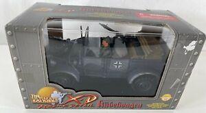 SEALED - Ultimate Soldier Xtreme Detail 1:18 WWII German Kubelwagen - NIB!