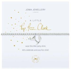 Joma Jewellery Bracelet- Pop, Fizz, Clink