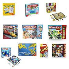 Childrens Board Game - Kids Family Board Games Monopoly Cluedo Junior Version