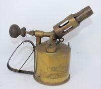 Primus 855 Brand Vintage Brass Blow Lamp Torch