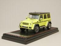 1:43 MERCEDES-BENZ G 500 4x4² Diecast model car