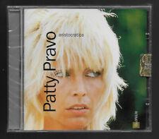 """PATTY PRAVO """" ARISTOCRATICA """" RARO CD FUORI CATALOGO ANCORA SIGILLATO"""