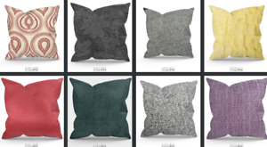 """Decorative Scatter Cushion Covers  All Sizes 20"""" 22"""" 24"""" 26"""""""