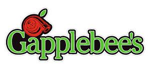 Gapplebees Racing Roll Race Funny Sticker decal fits ford chevy honda jdm bmws