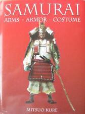 2007 SAMURAI ARM ARMOR COSTUME BY MITSUO KURE KARATE KUNG FU MARTIAL ARTS AIKIDO