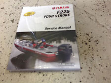 Yamaha F225 FOUR STROKE 4 Stroke Service Shop Repair Workshop Manual New