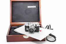 Minox Digital Classic Camera Leica M3  mit Holzschatulle