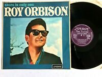 ROY ORBISON There Is Only One Roy Orbison 1965 London Records Vinyl LP Mono VG