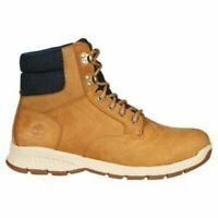 TIMBERLAND A1R2F NORTON LEDGE MEN'S WHEAT NUBUCK WATERPROOF INSULATED BOOTS