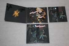Nocny Kochanek - Hewi Metal CD Z AUTOGRAFAMI , SIGNED  POLISH RELEASE