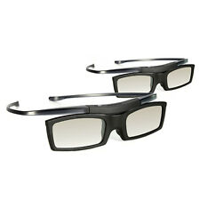 USA 2x Original 3D Glasses SSG-5100GB 5150G for Samsung 4K UHD Smart TV JU7100
