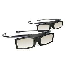 USA 2x Original 3D Glasses SSG-5100GB 5150G for Samsung 4K UHD Smart TV JU7