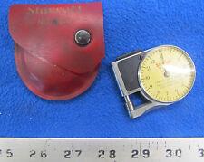 L.S. Starret 1010-L Leather Gauge C-0702