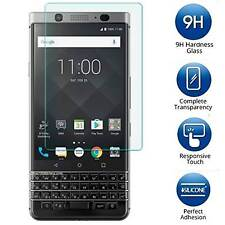 Tempered Glass Screen Protector Guard Shield For Blackberry Keyone / Mercury