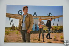 Transformers 4 , 20x30cm Cast Poster 3 Autogramme / Autograph Signed in Person