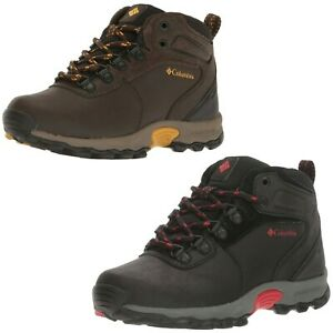Columbia Boys New Youth Newton Ridge Waterproof Hiking Boots