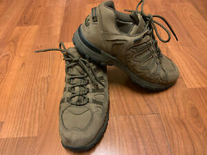 CABELAS X4 82-3798 Mens GORE-TEX camping hiking brown all terrain shoes 9.5 EE