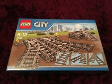 LEGO CITY Trains Switching Tracks 7895 - Brand New set