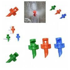 Irrigation System Sprayer Micro Misting Nozzle Sprinkler Garden Lawn Water Kits