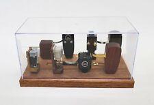 Headshell Cartridge Keeper Phono Shell Case Box for 8 Headshells / Tonabnehmer