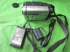 Sony CCD-TRV138 Hi8 Analog Camcorder - Record Play Watch VCR Video8 Hi 8 Tapes