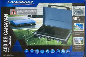 Campingaz 400 SG Caravan 30 mbar Campingkocher Gaskocher Grill Tisch Kocher
