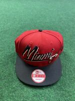 Miami Heat New Era NBA 9FIFTY Snapback Hat Cap  Fast Shipping