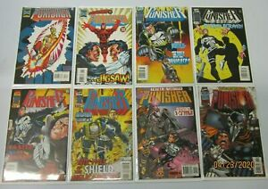 Punisher comic lot 3rd + 4th + 10th Series all 40 different 8.0 VF (1996 2015)