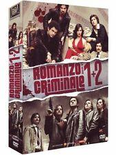 ROMANZO CRIMINALE STAGIONE 1+2 DVD (8 Dvd)-COFANETTO UNICO, ORIGINALE, SIGILLATO