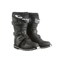 AXO DRONE ENDURO MX TRAIL BOOTS JUNIOR SIZE 06 (EURO 39)