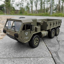 6WD 1/16 scale FY004 Military Truck 2.4G Remote Control Climbing RC Car Vehicle